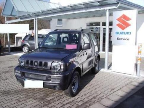 Suzuki Jimny Utility