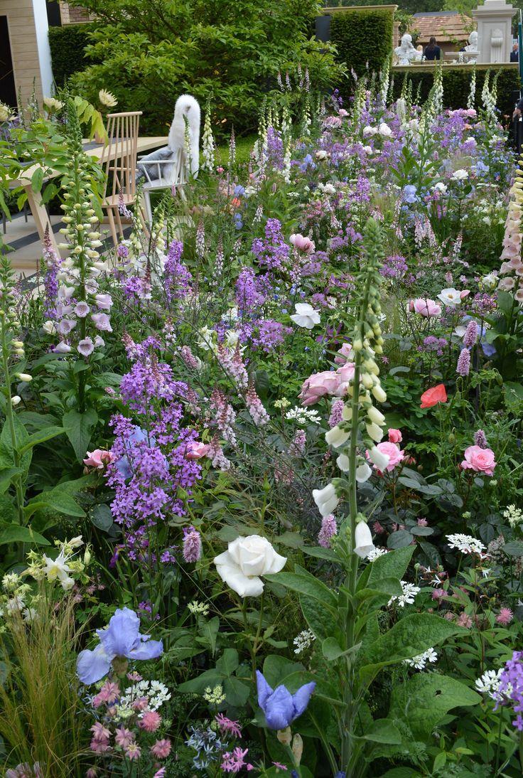 Stunning garden- The LG Smart Garden at RHS Chelsea Flower Show 2016