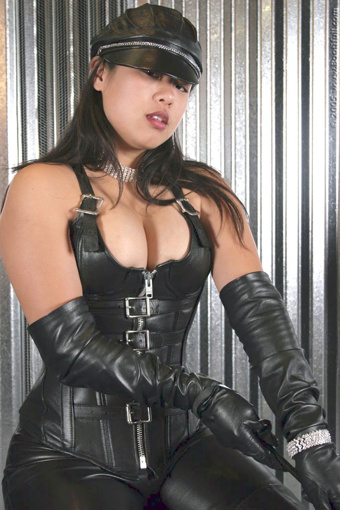 Beautiful latex clad dom goddess gives hot joi amp cei 1