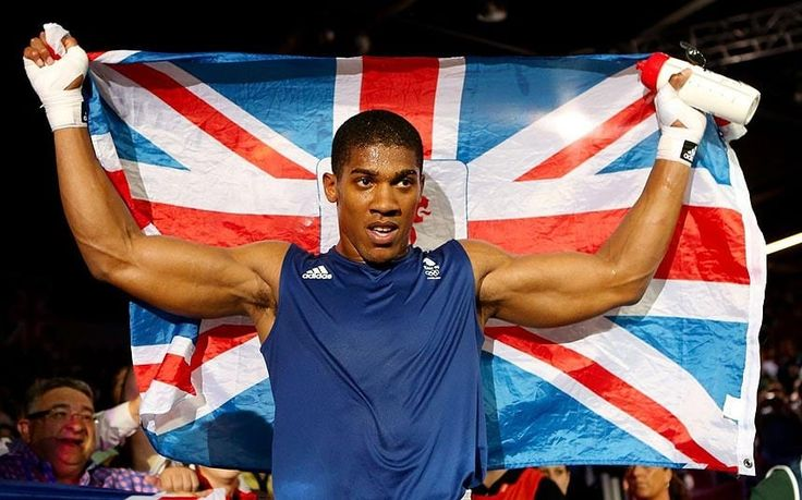 Last year it looked as if Anthony Joshua's Olympic dream was over when the boxer pleaded guilty to a cannabis possession charge and was suspended from the British team.