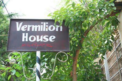 Rang-Decor {Interior Ideas predominantly Indian}: Vermilion House