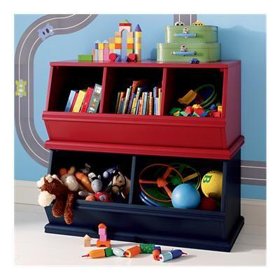 White storagepalooza diy living room storage bins and toys for Best toy storage for living room