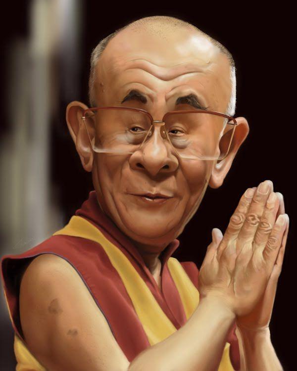 Dalai Lama – A World Celebrity at Astrological Glance