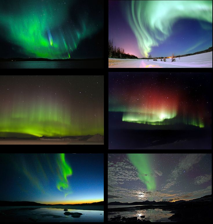 See the Northern Lights *