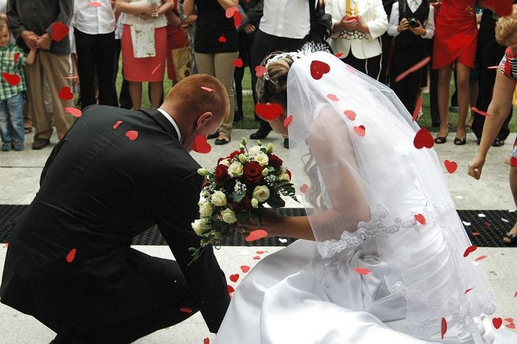 Peer referrals can be extremely helpful when it comes to convincing brides that your services are truly worth their time and money.  #EWT #EliteWeddingTeam #EliteWT #NetworkingDoneRight #wedding  Photo Source: https://pixabay.com/en/wedding-young-couple-marriage-867718/