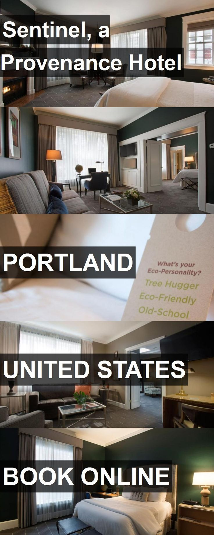 Sentinel, a Provenance Hotel in Portland, United States. For more information, photos, reviews and best prices please follow the link. #UnitedStates #Portland #travel #vacation #hotel