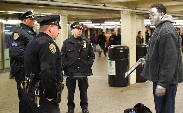 The NYPD Slowdown Is Working, Let's Keep It | A social order that requires us to needlessly detain and tax poor and minority New Yorkers isn't one worth preserving.