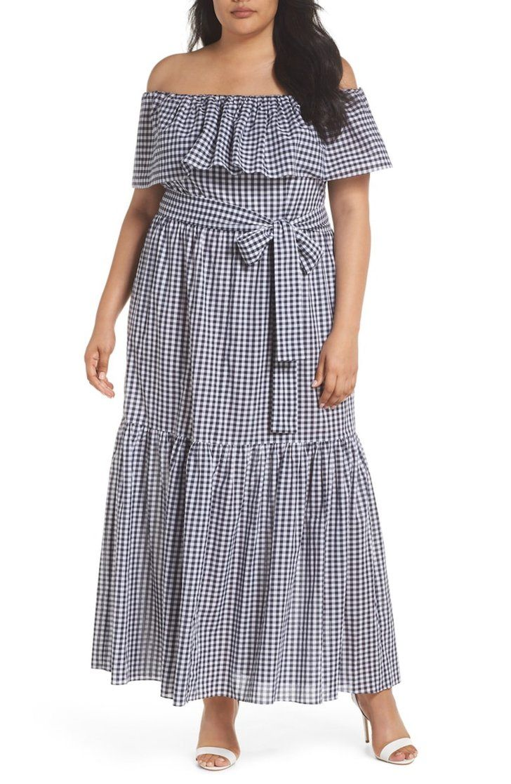 23d4df41eb63d These 13 Maxi Dresses Are So Comfy and Cute For Summer #dresses #summer  #plussize
