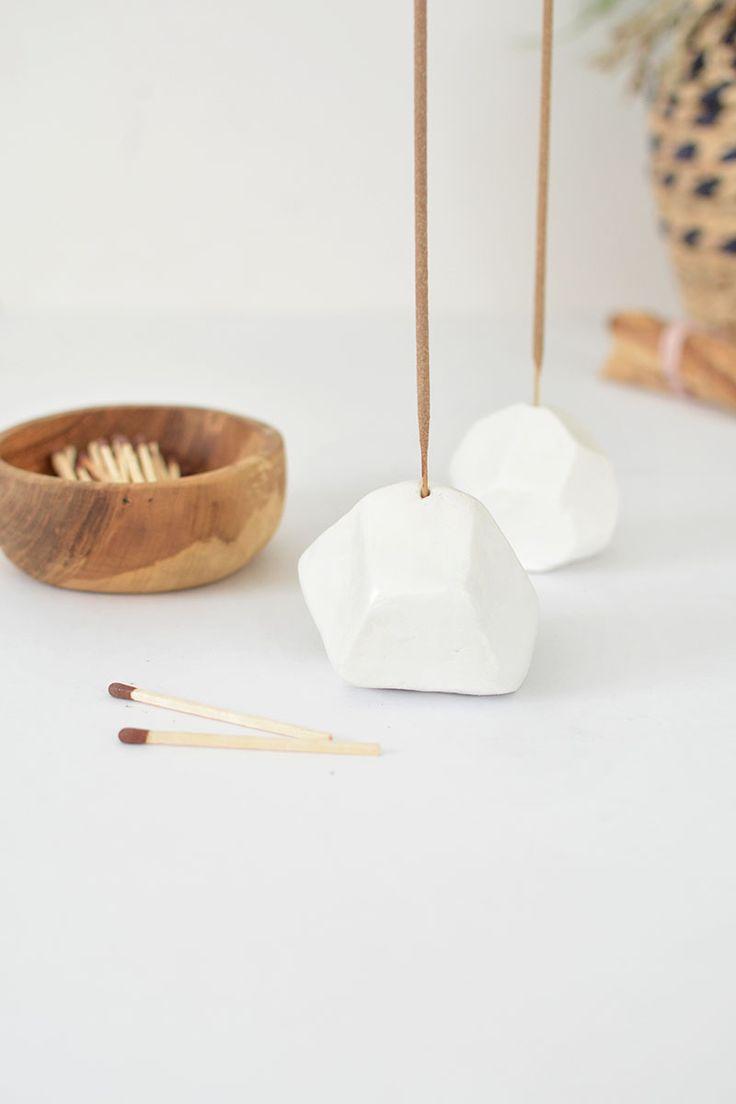 DIY | incense holder @burkatron