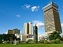 Zambia capital - Lusaka 360deals Findeco House  Lusaka, Zambia  #360deals