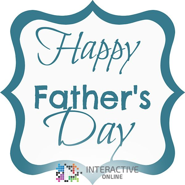 """""""Any man can be a father, but it takes someone special to be a dad."""" — Anne Geddes. Happy Fathers' Day!"""