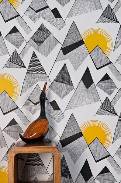 Fabulous wallpaper from Midbec: Miss Print 2 MISP1052