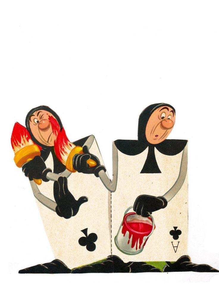 Card Soldiers   Disney: Alice in Wonderland   Pinterest