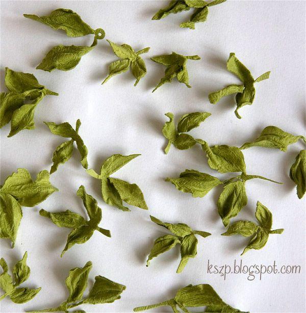 Klaudia/Kszp - tutorial for leaves