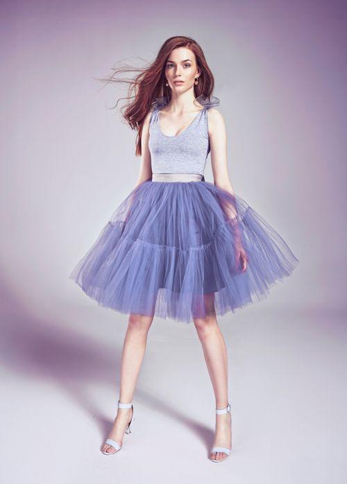 Zoe Blouse / Charlotte Skirt