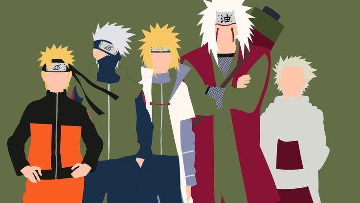 Naruto (Series)/Naruto Shippuden || Wallpaper