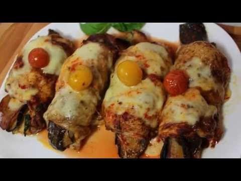Firinda sebze dolgulu tavuk budu tarifi# Gefüllte Hähnchenschenkel mit Gemüse-Ramazan tarifleri - YouTube