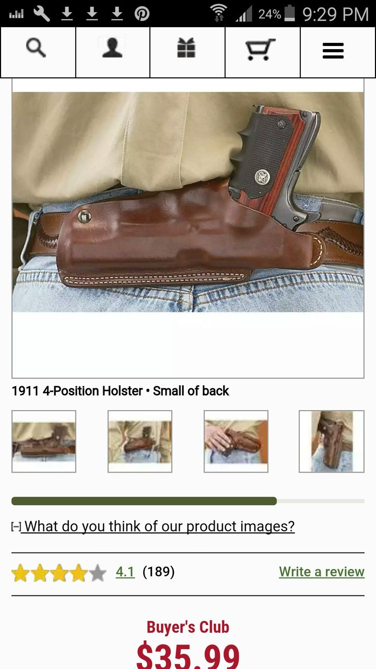 136 best Holsters & arms, sheaths & knifes images on Pinterest ...
