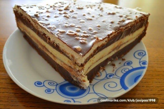 ČOKO - MASCARPONE TORTA ~ Recepti za brza i jednostavna jela