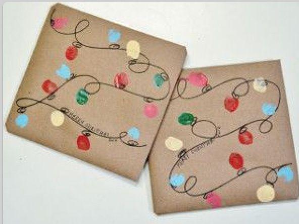 Cute Christmas Gift Wrap