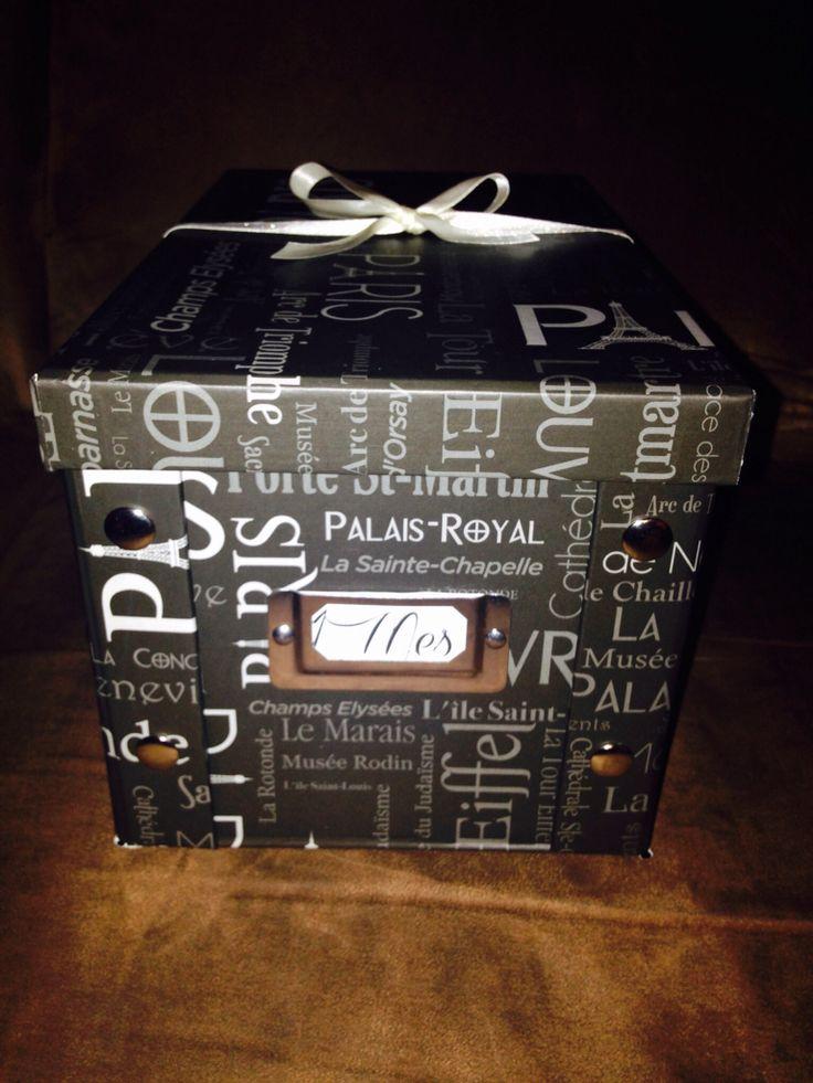 Caja de regalo 🗃