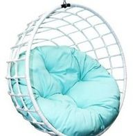 this is a really good chair to hang in any room- specifically bedroom. And i always wanted one of these!