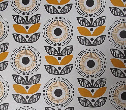 flowers pattern by sanna annukka