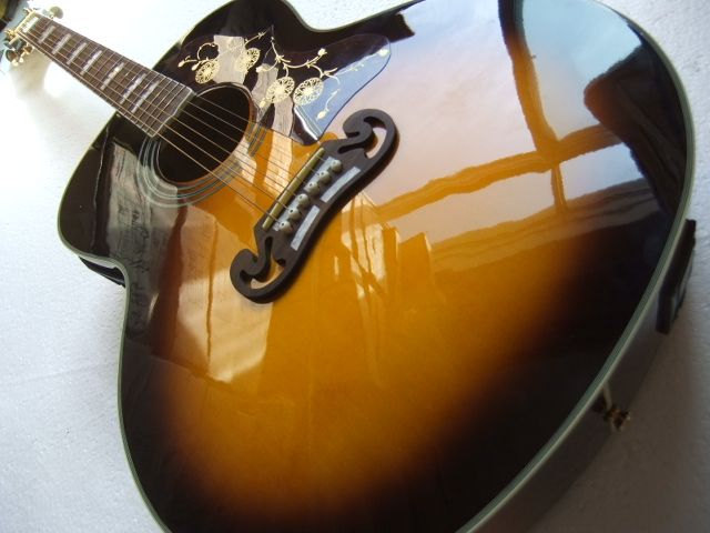 Cheap J200 Guitar Buy Quality Acoustic Guitar Directly From China Acoustic Guitar Factory Suppliers Sunset J2 Acoustic Electric Guitar Acoustic Guitar Guitar