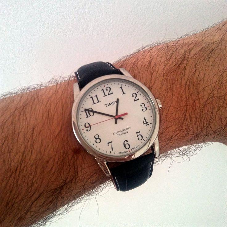 Timex Easy Reader 40th Anniversary Watch - TW2R40000