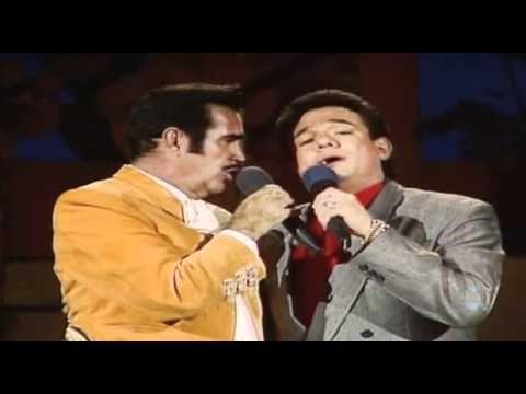 DUETOS Jose Jose Y Vicente Fernandez PA TODO EL AÑO 1989