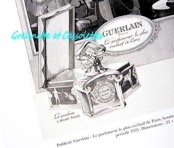 Flacons Guerlain, Bernard Gangler