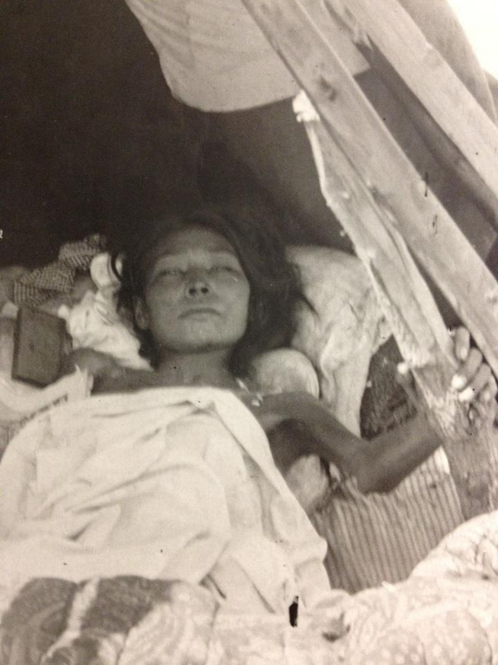 Wounded Knee victim. This picture is heartbreaking. This one picture sums up all of the pain and suffering Native Americans endured before having everything stolen from them. Sad.