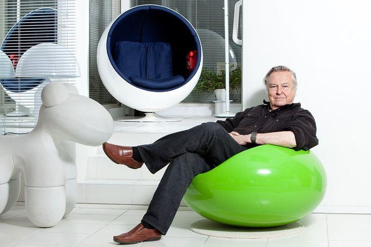 Eero Aarnio, designer