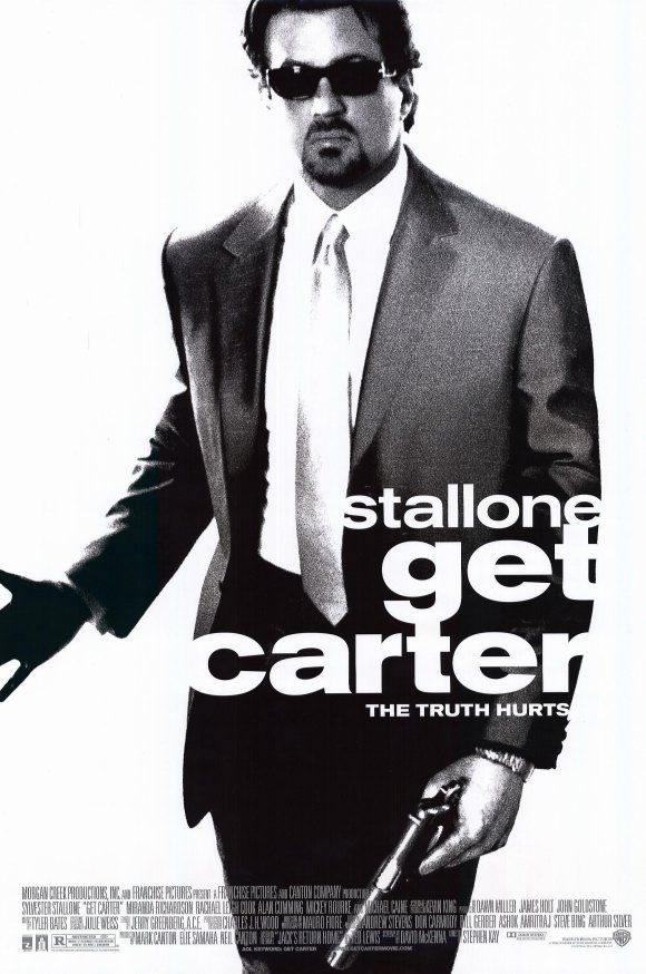 Get Carter , starring Sylvester Stallone, Rachael Leigh Cook, Miranda Richardson, Rhona Mitra. Years ago, Jack Carter left his Seattle home to become a Las Vegas mob casino financial enforcer. He... #Action #Crime #Drama #Thriller