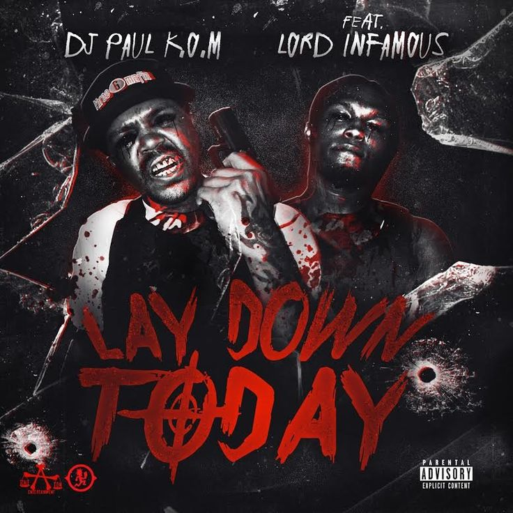 Video: DJ Paul (@DJPaulKOM) feat. Lord Infamous – Lay Down Today | VannDigital.com