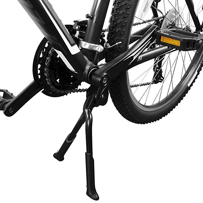 Bv Bike Kickstand Bicycle Center Mount Kick Stand Length