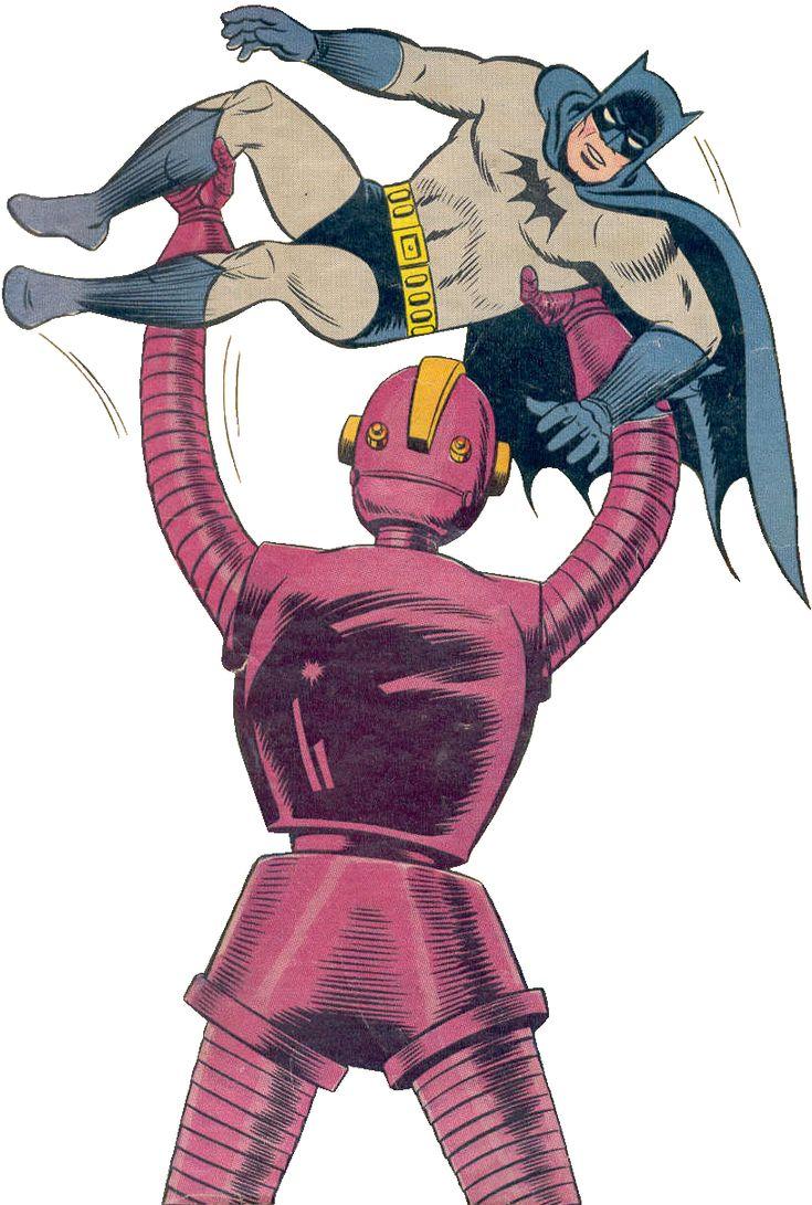Bat vs Robot