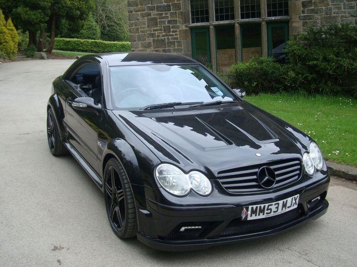 Mercedes CLK Black Series Body Kit Conversion by Xclusive Customz