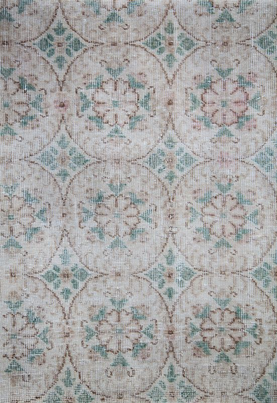 Gorgeous Cool Coloured Faded Rug From Turkey This Beautiful Is Available Koskela S