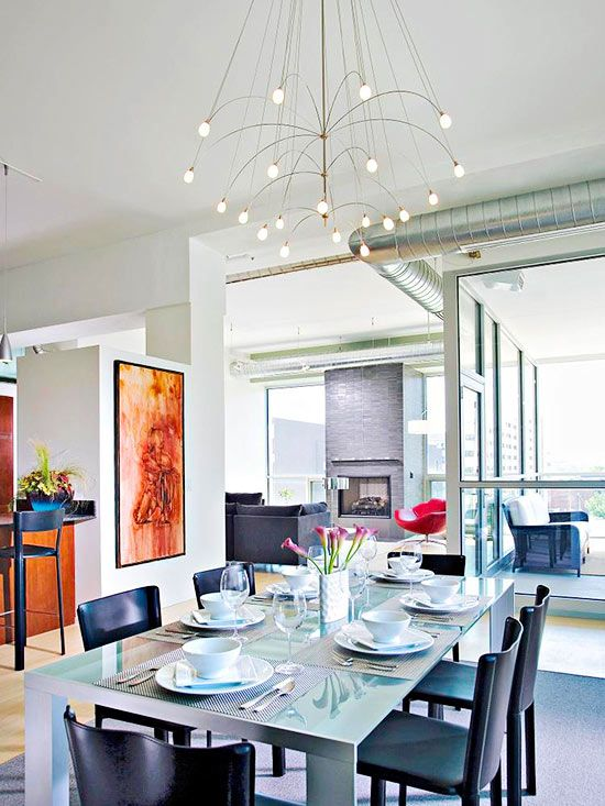 Fresh dining room decorating ideas better homes gardens bhg com