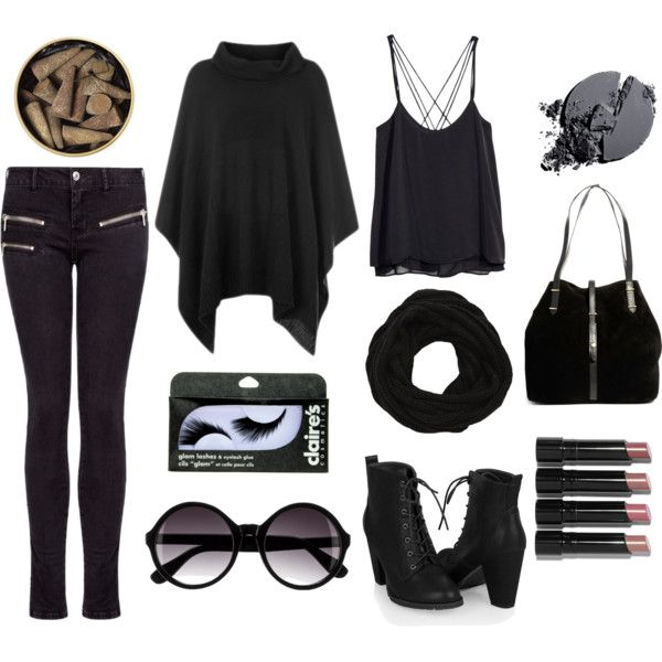 A fashion look from October 2014 featuring H&M tops, MANGO jeans и Forever 21 ankle booties. Browse and shop related looks.