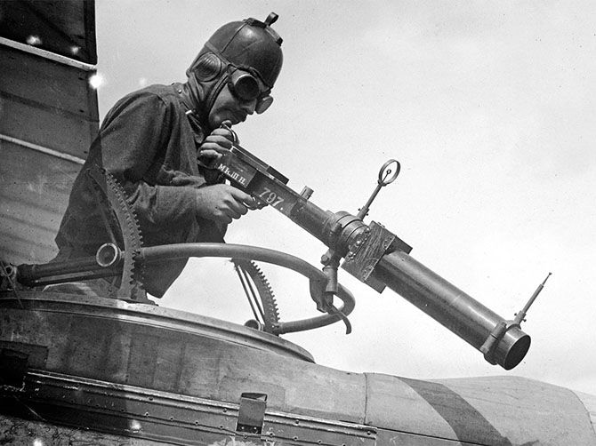 Американский фотопулемёт Hythe Mk III