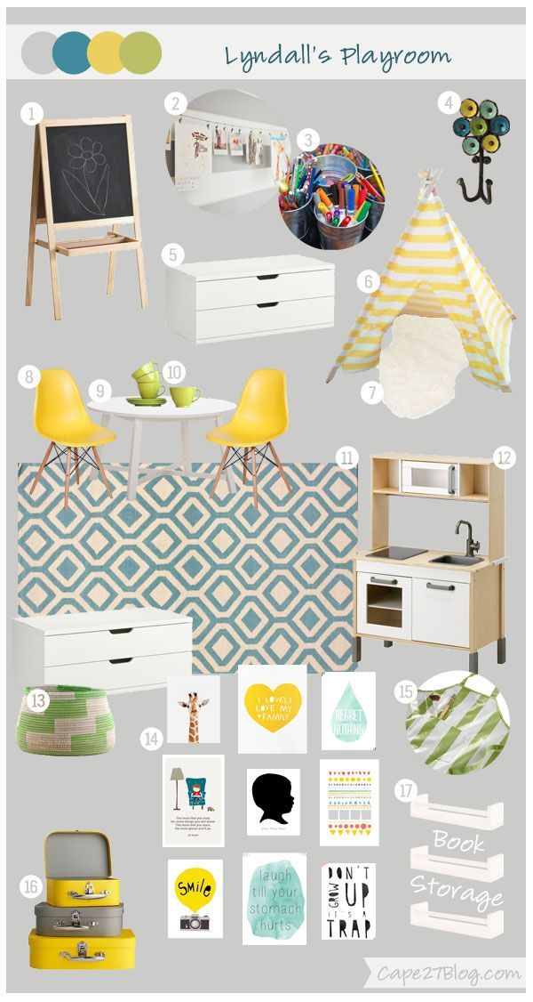 Cape 27 Custom Mood Boards: Lyndall's Living Space