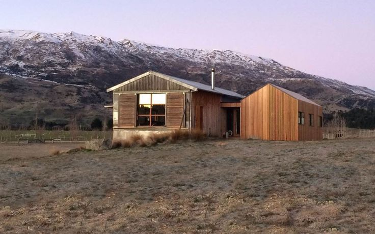 MANAGER'S HOUSE / Wanaka - Crosson Architects Crosson Architects
