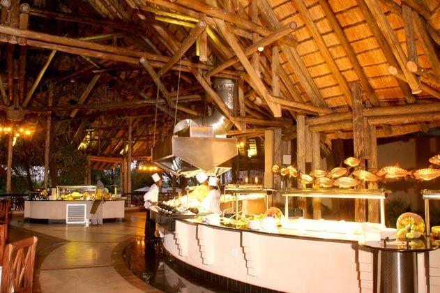 Chobe safari lodge Cocktail Bar & Sedudu Bar