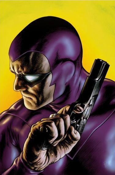 The Phantom. I still like the movie and don't care what you think.
