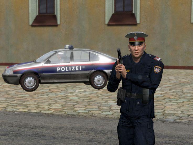 Austrian Virtual Police