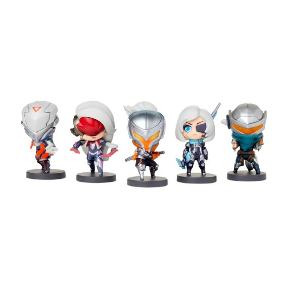New PROJECT Figures https://na.merch.riotgames.com/en/collectibles/figures/project-team-minis-bundle.html #games #LeagueOfLegends #esports #lol #riot #Worlds #gaming