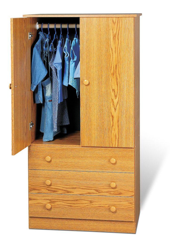 Casual Bedroom Armoire
