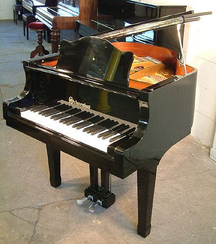 A Schoenhut half-size grand piano with a black case and polyester finish at Besbrode Pianos. Ideal to inspire a childs interest in the piano at a young age. & 74 best 2010 - 2020 Piano Case Styles images on Pinterest ... islam-shia.org